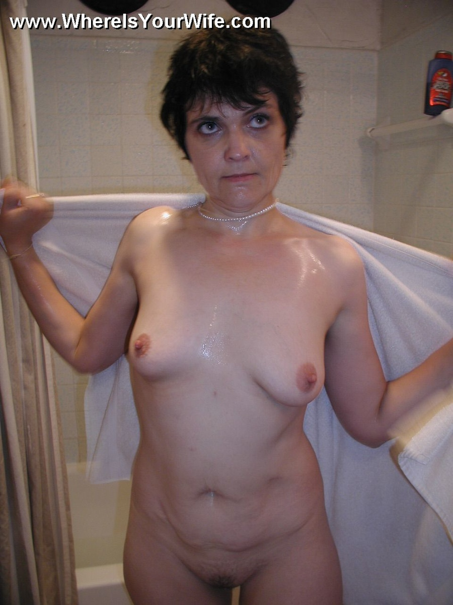 Mature Nude Mommy