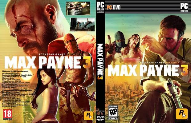 Max Payne Nude Patch