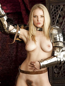 Medieval Naked Babes