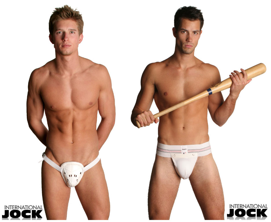 Men Wearing A Cup Naked
