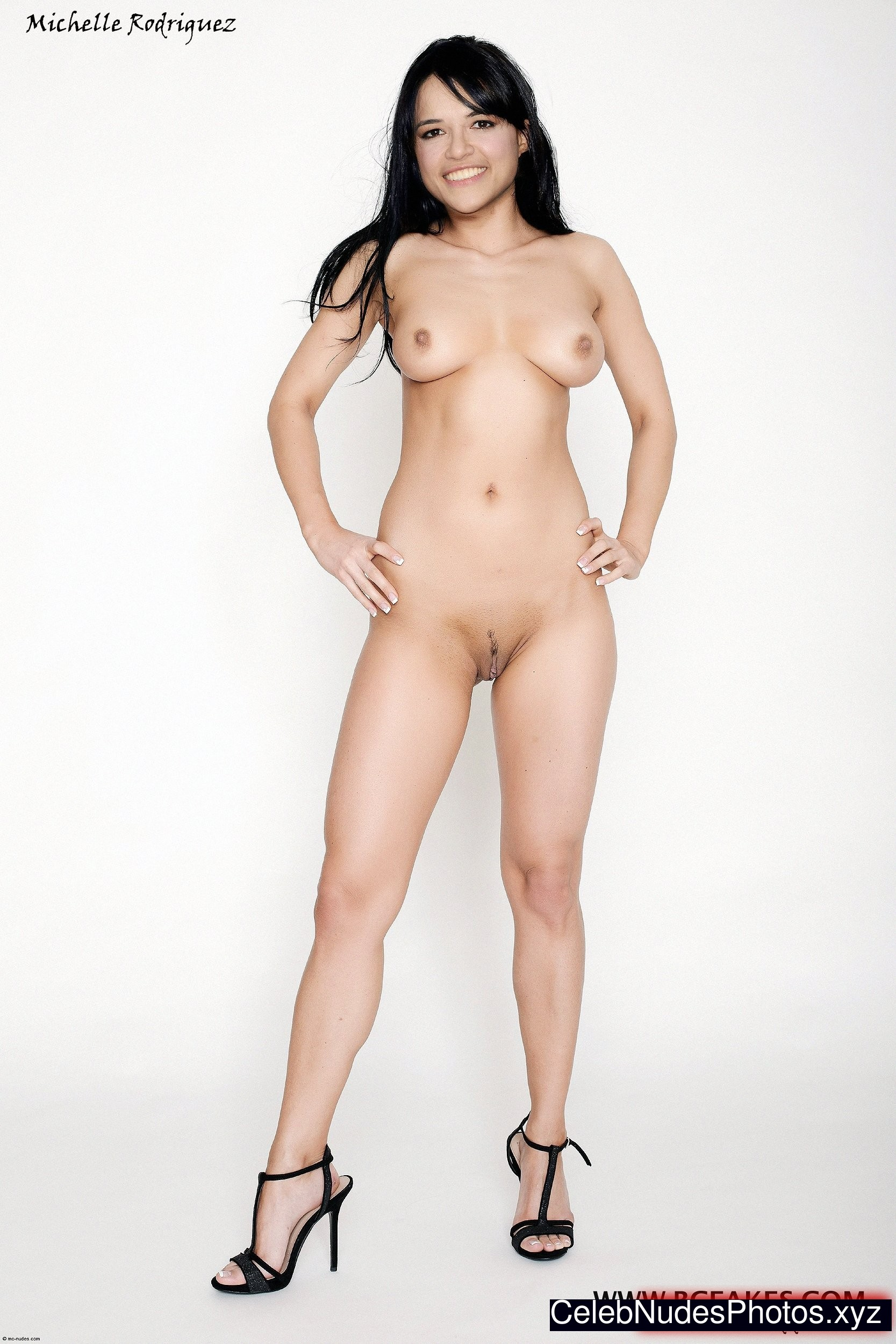 Michelle Rodriguez Naked Nude