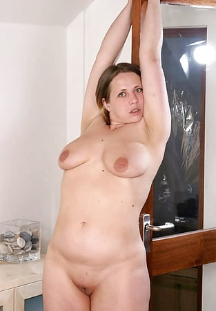Mommy Posing Nude