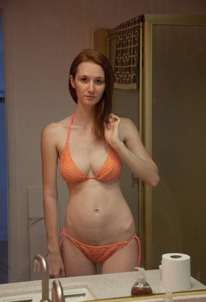 Naked Amateur Breasts