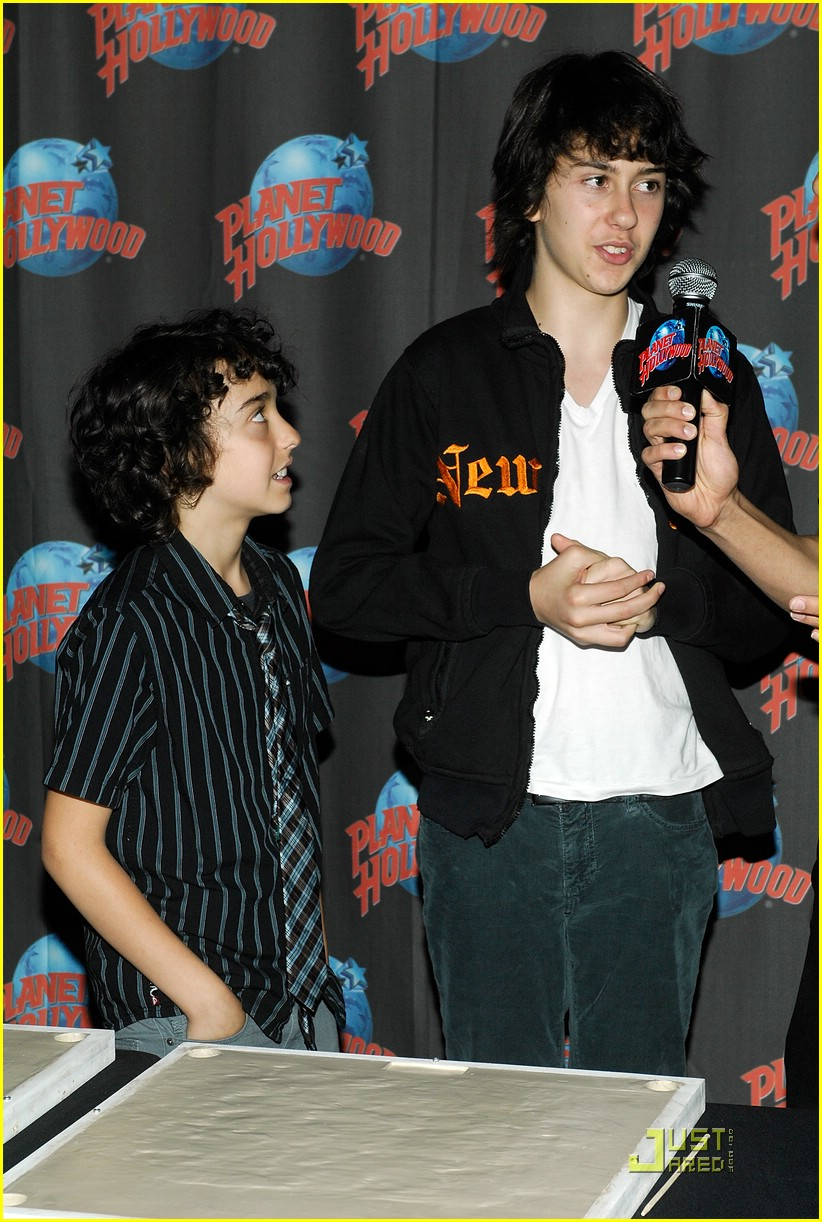 Naked Brothers Tour