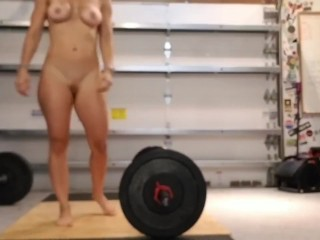 Naked Clean And Jerk