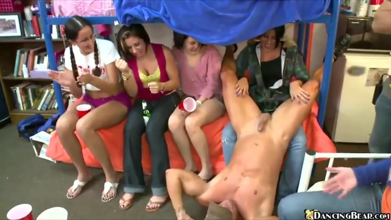 Naked Dance Party Video