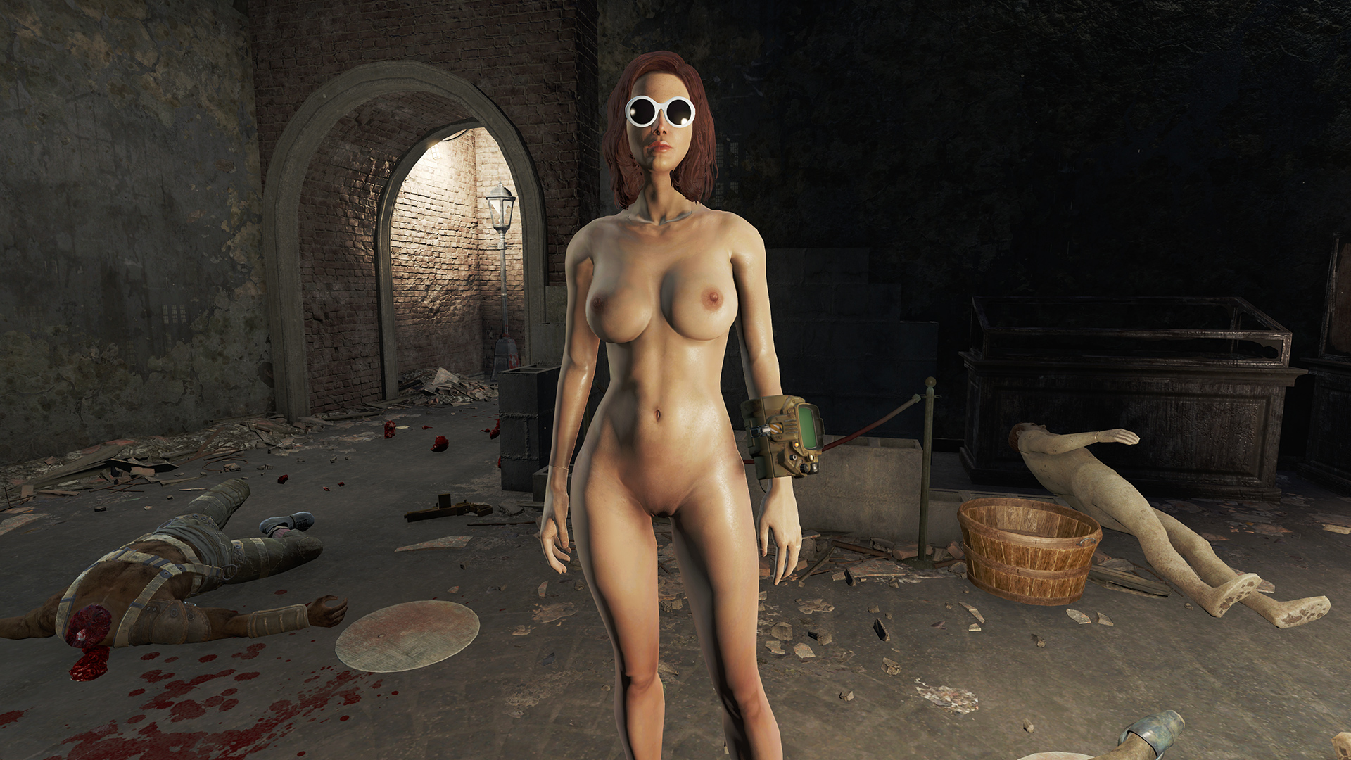 Naked Fallout