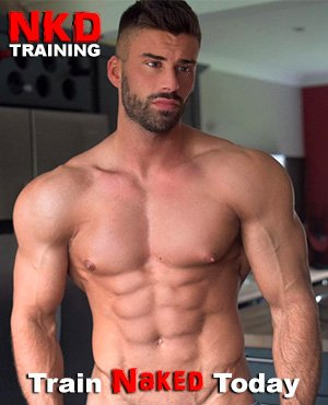 Naked Fitness Exercising Videos