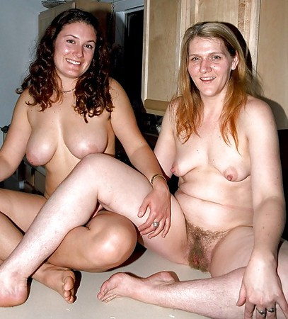 Naked Friend
