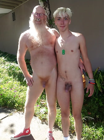 Naked Girl Boy Photo Picture