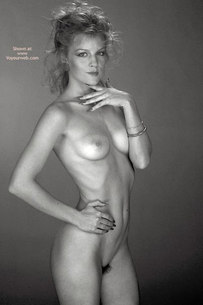 Naked Girl With Pubic Hair