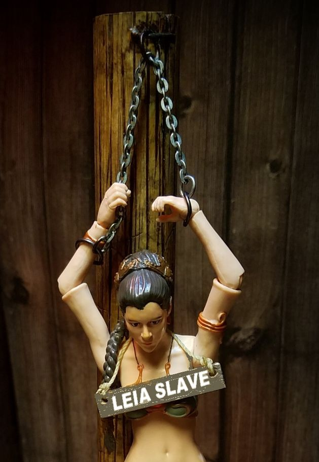 Naked Girls Chained Down