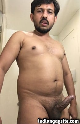 Naked Indian Daddy