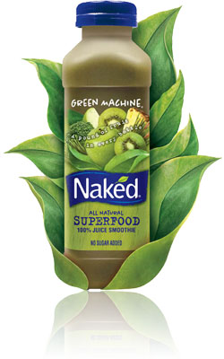 Naked Juice Green
