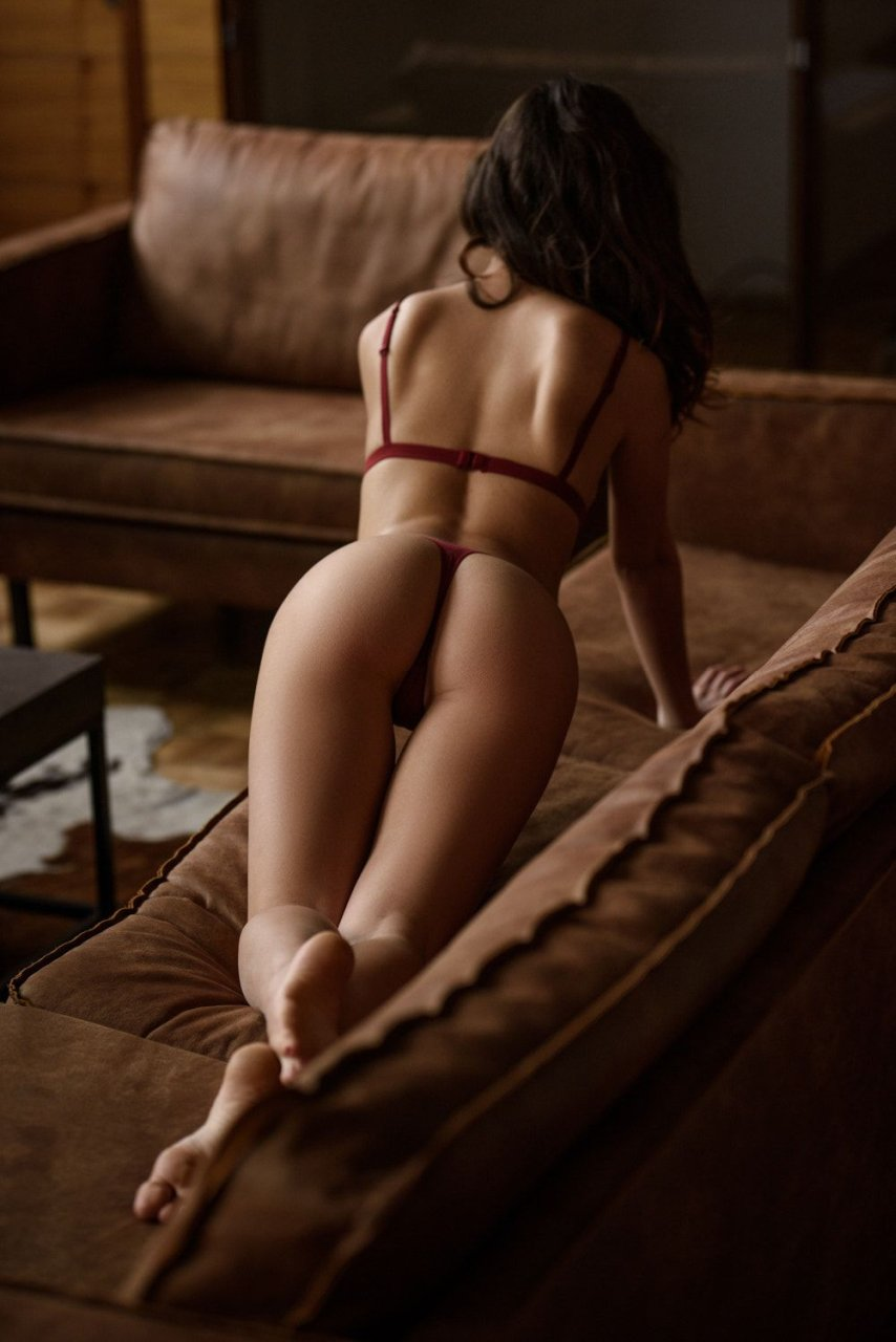 Naked Lingerie Photography