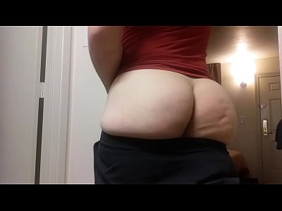 Naked Male Booty