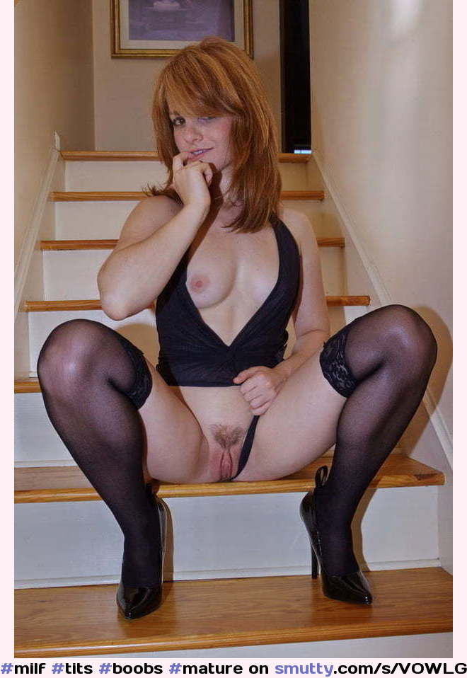 Naked Milfs In Stockings