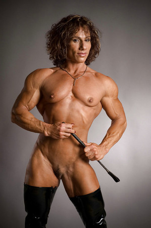 Naked Muscle Women Pics