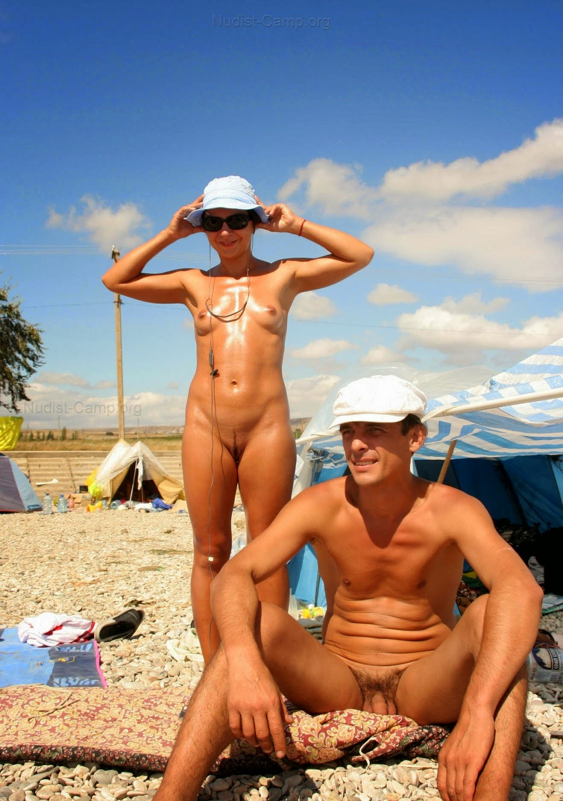 Naked Nudist Camps