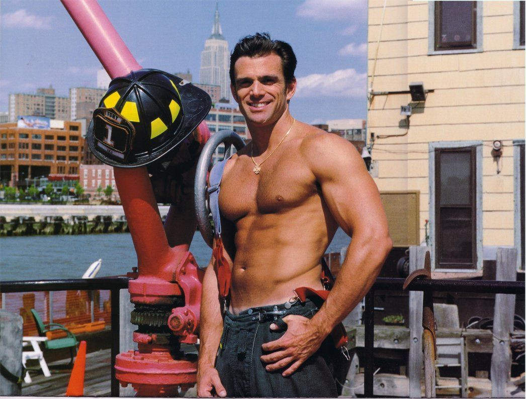 Naked Nyc Firefighter