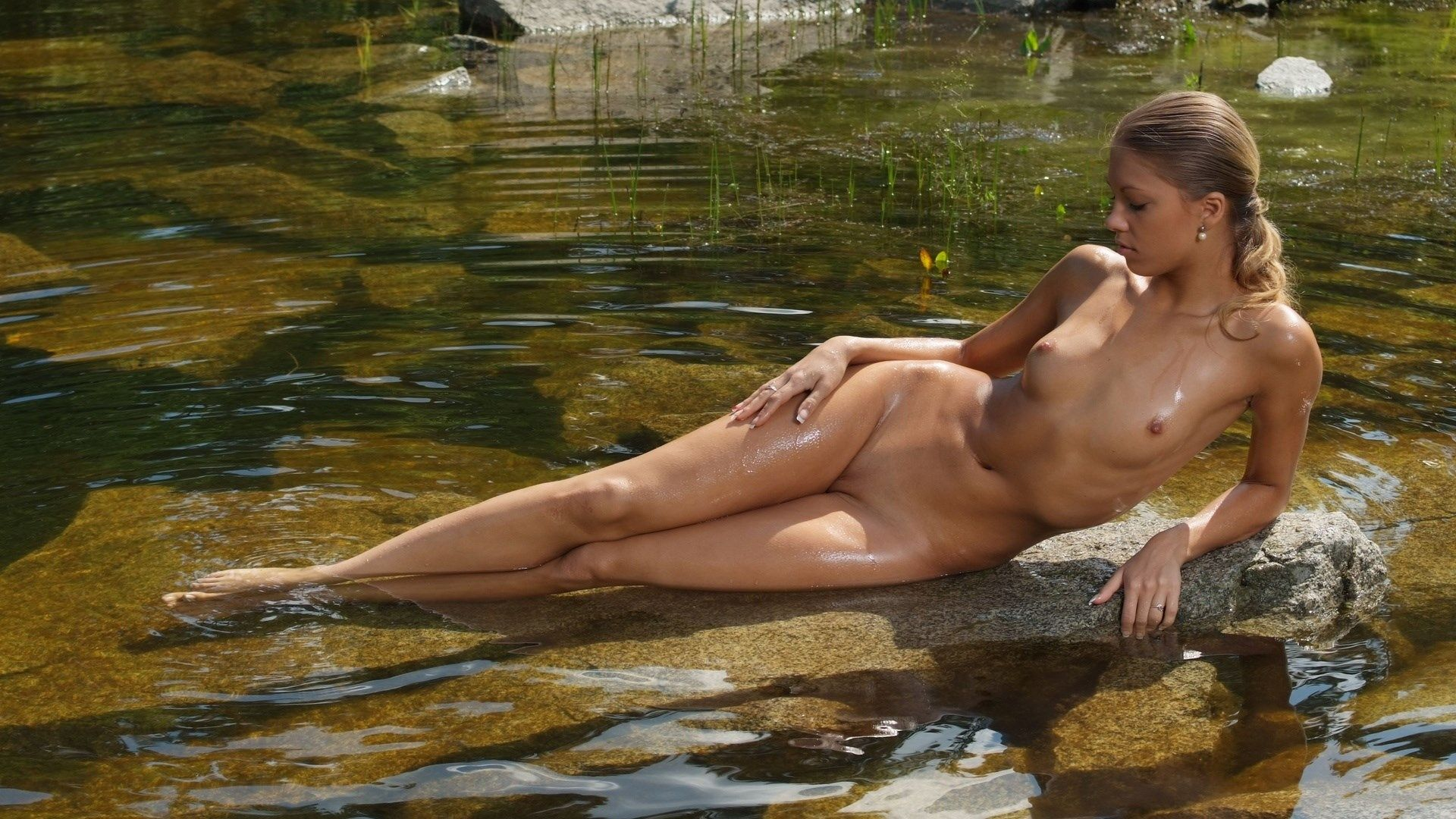 Naked On The Water