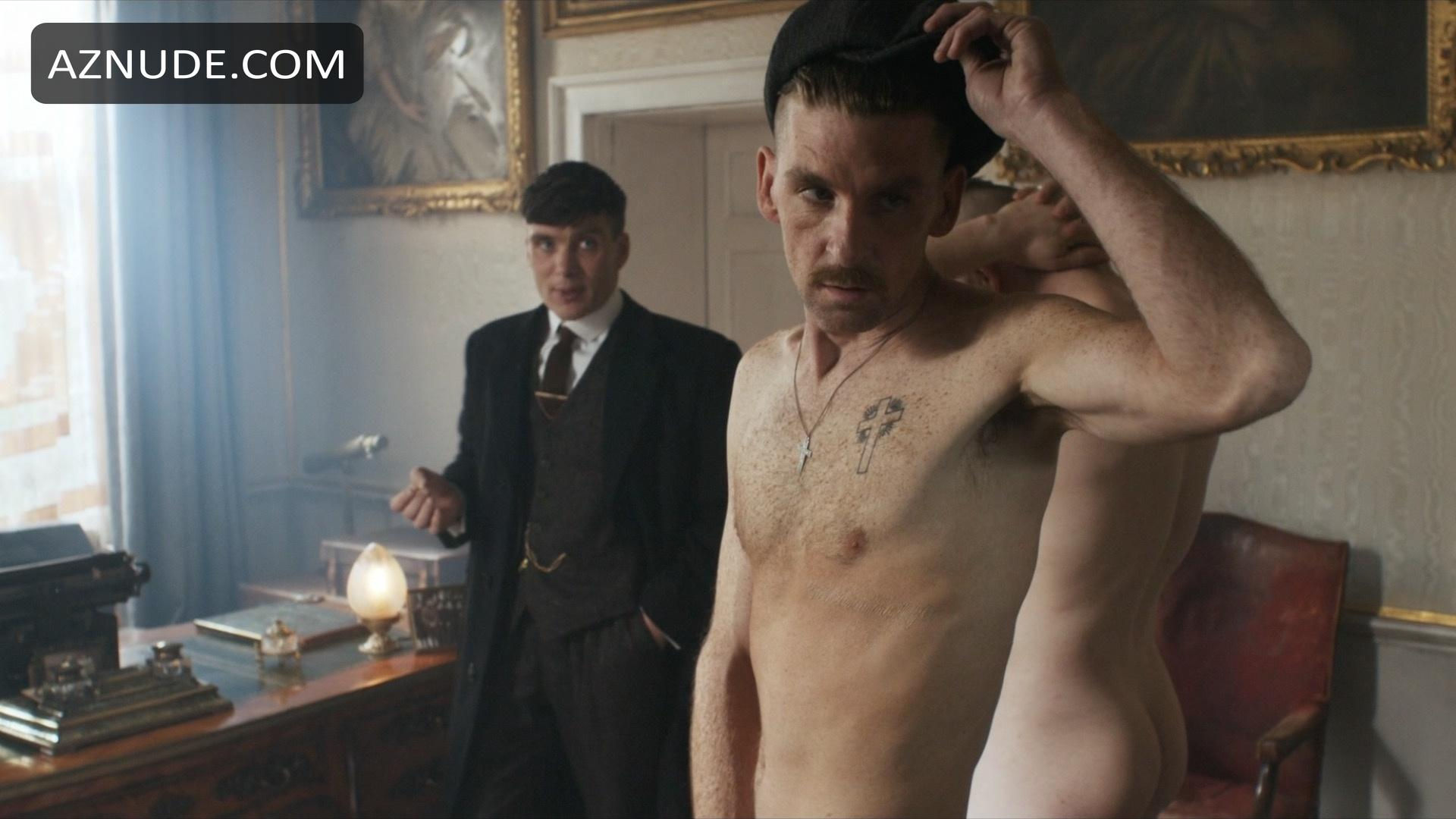Naked Paul Anderson