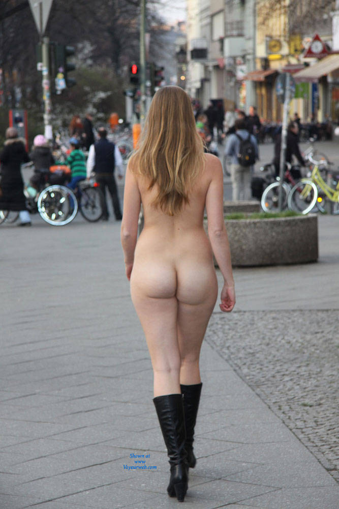 Naked People In Public Places