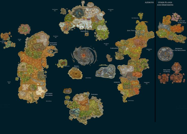 Naked Pic Maps For Warcraft