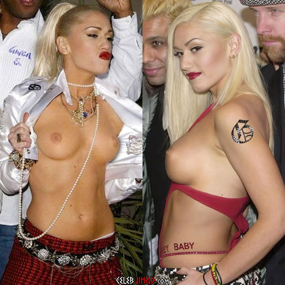 Naked Pictures Of Gwen Stefani