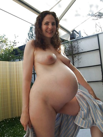Naked Pregnant Women Images