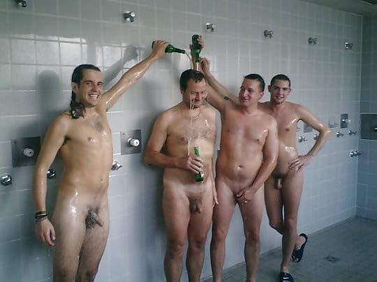 Naked Rubgy Players