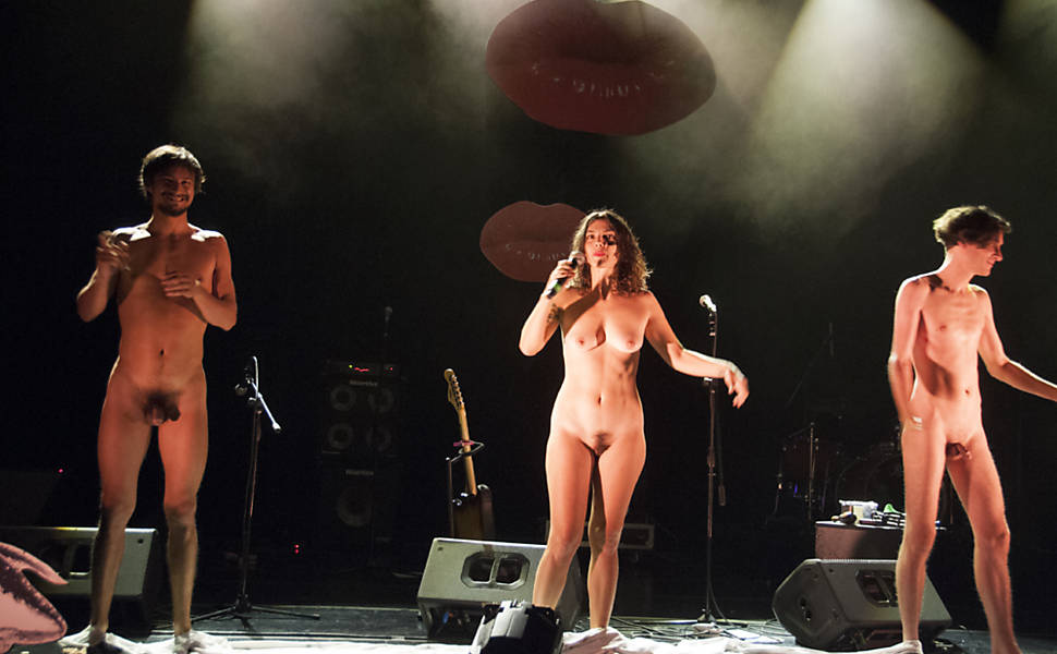 Naked Theatre Women