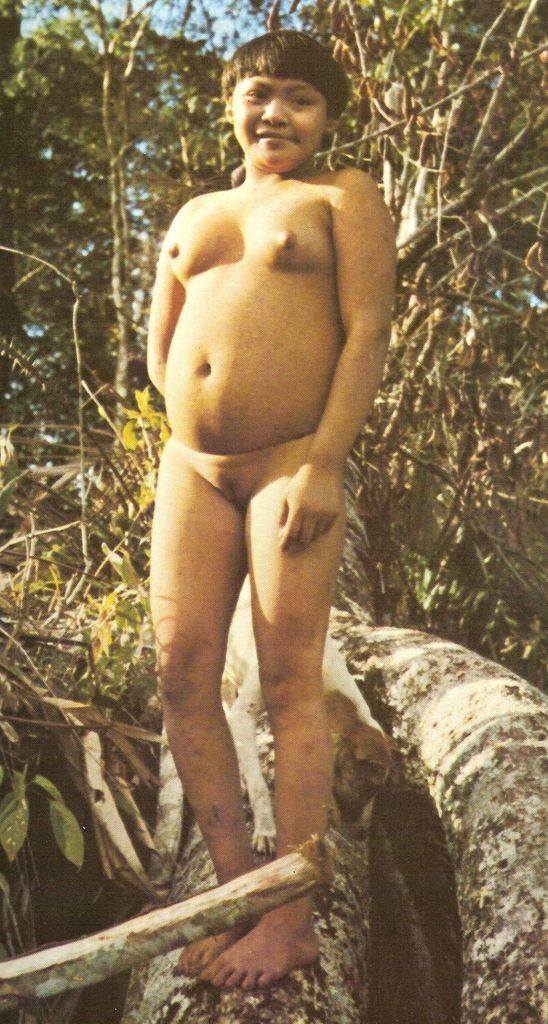 Naked Tribe Pussy