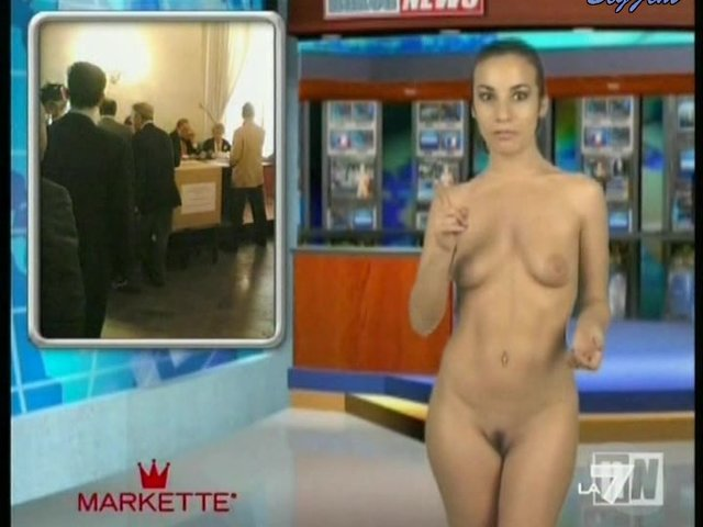 News Casters Nude
