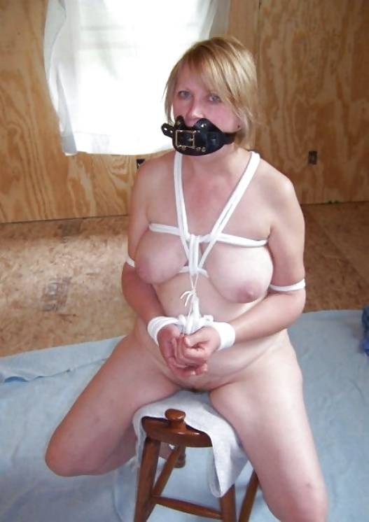 Not Naked Women Gagged