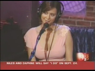 Nude Actress On Howard Stern
