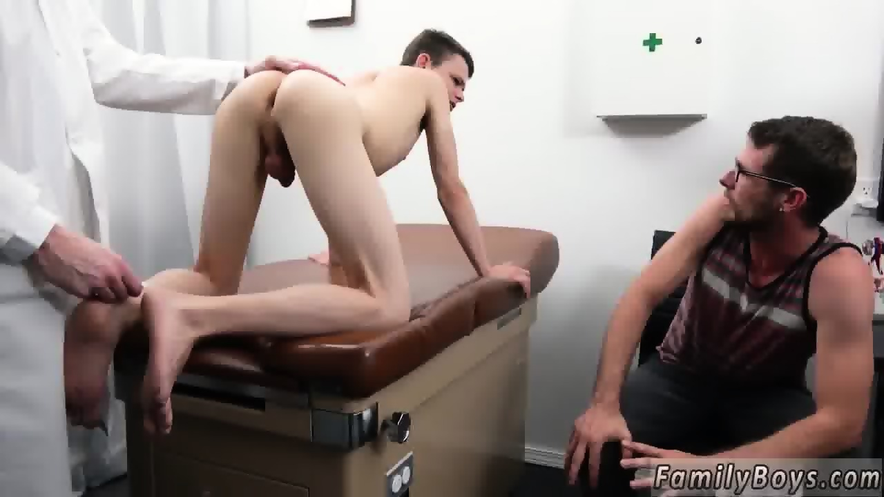Nude At The Doctors Office