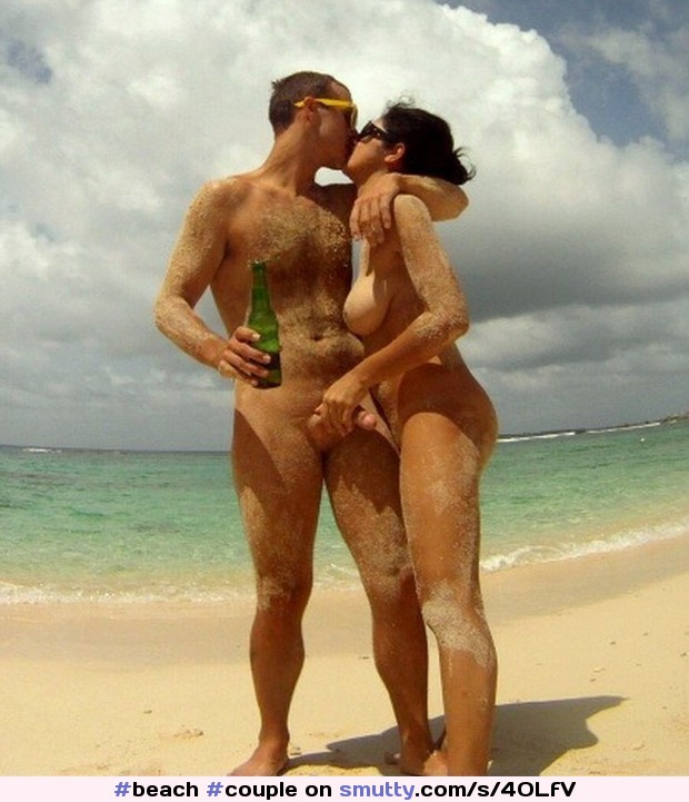 Nude Beaches Topless Couples