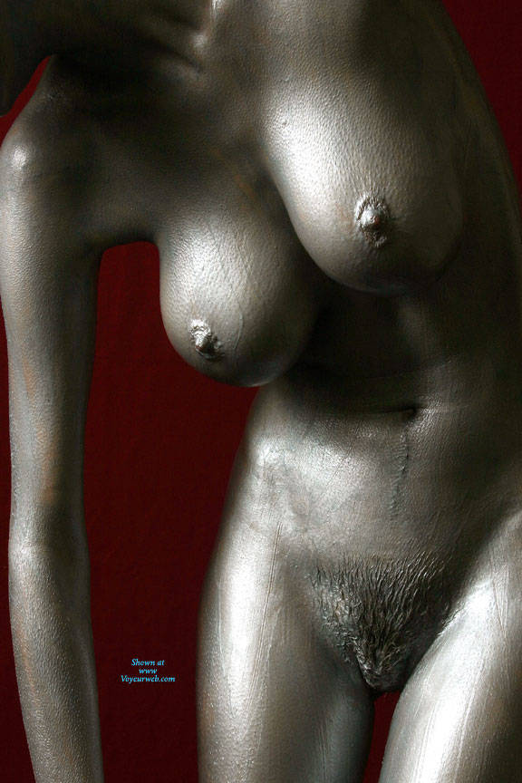 Nude Female Body Painting