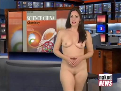 Nude Female News Casters