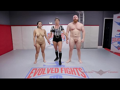 Nude Fighting Videogame