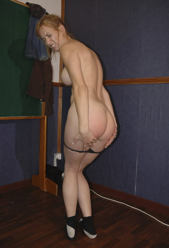 Nude Forced Strip