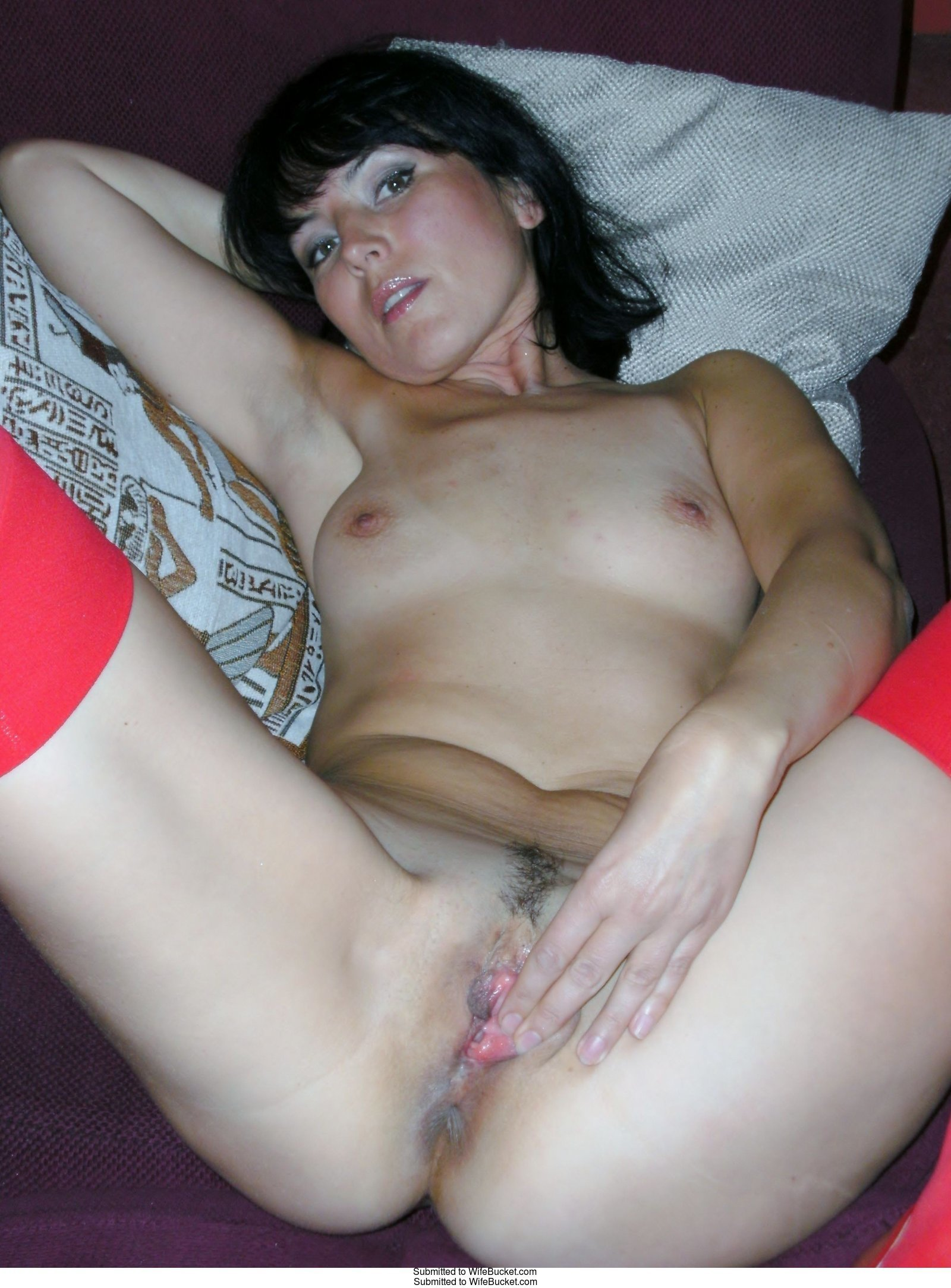 Nude French Wife Photo