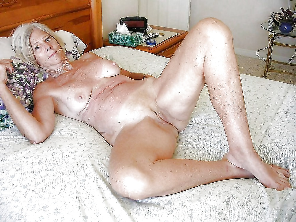 Nude Gray Haired Women