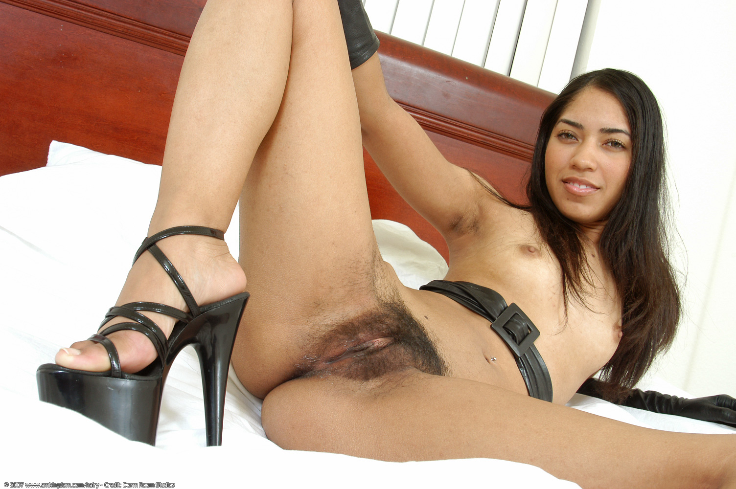 Nude Hairy Asians