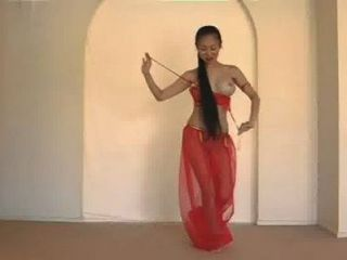 Nude Indian Belly Dance