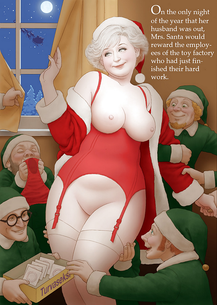 Nude Miss Clause
