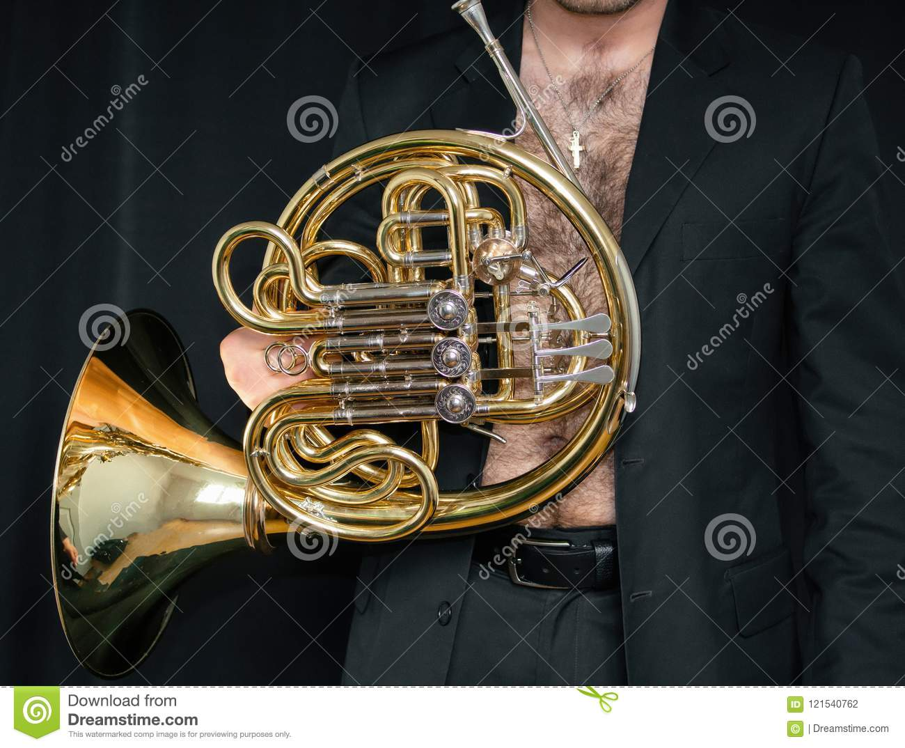 Nude Musical Instruments