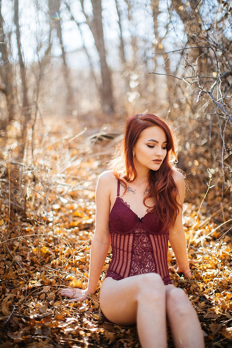 Nude Nature Red Heads