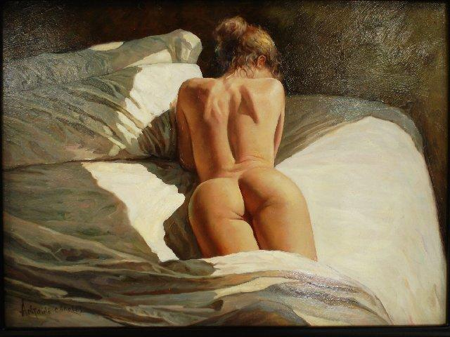 Nude Oil Painting